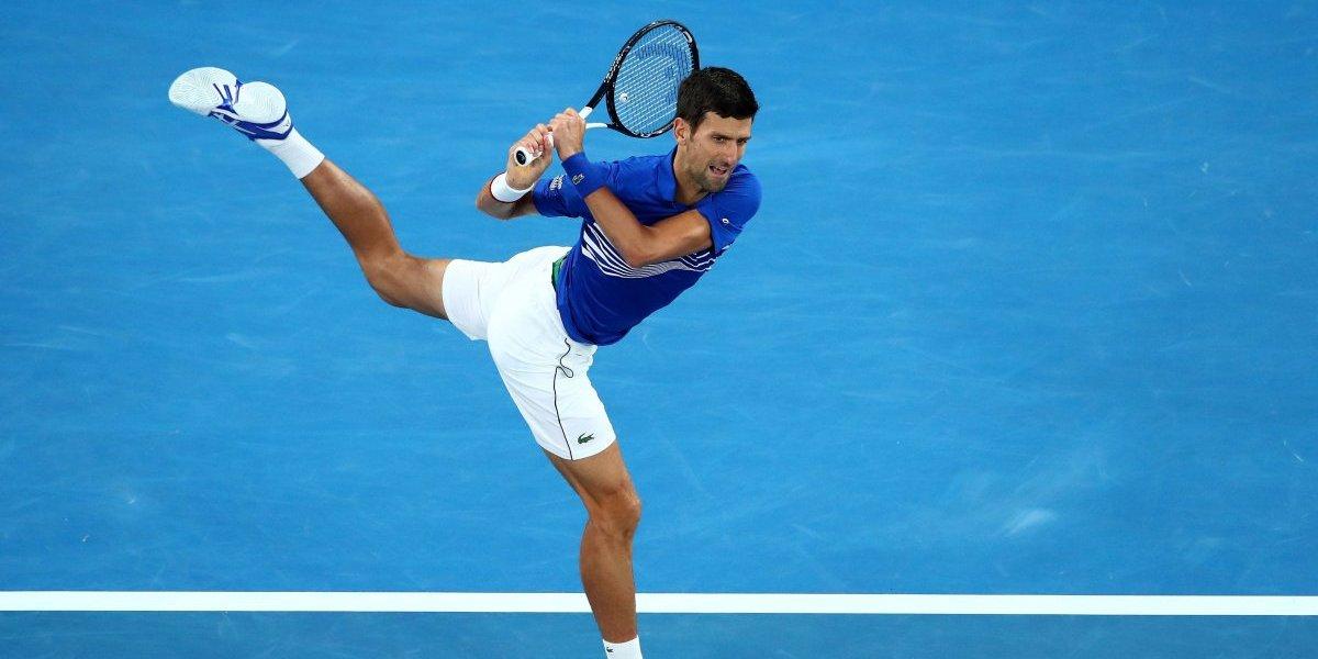 Djokovic avanzó a las semifinales del Abierto de Australia y se encontrará con el sorprendente Pouille
