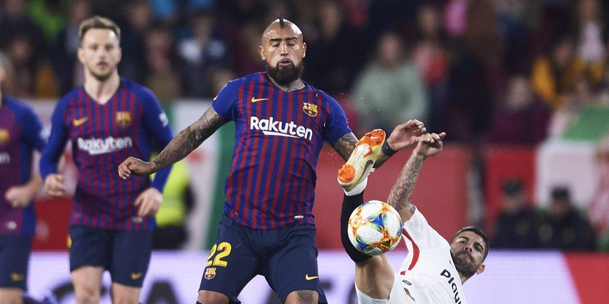 Así vivimos la derrota de Barcelona ante Sevilla en la Copa del Rey