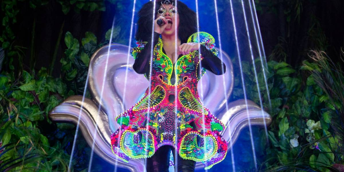 Artistas homenageiam Björk em show no MIS