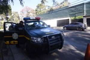 Gobierno notifica a CICIG retiro de PNC