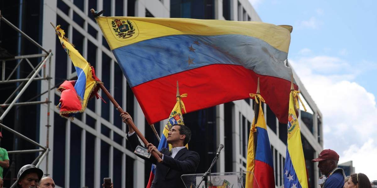 Guaidó le da la contraría a Maduro y dice mantendrá relaciones con EE.UU.