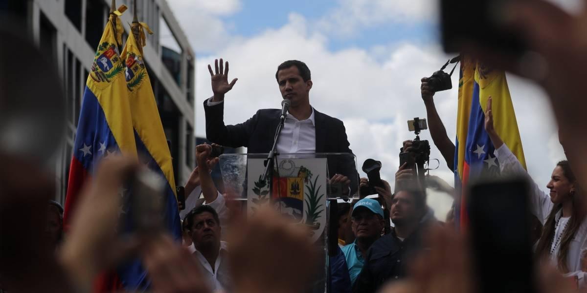 Luis Almagro: Con Guaidó en la Presidencia se frena la salida de Venezuela de OEA