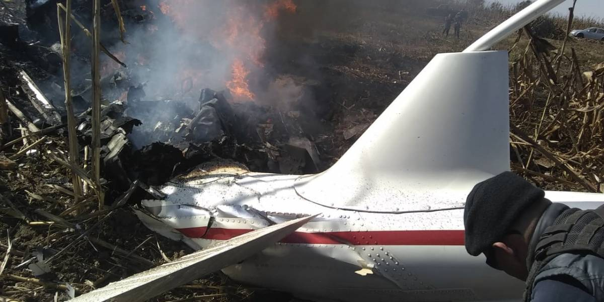 Caída del helicóptero donde murió Moreno Valle y Alonso fue inusual: SCT