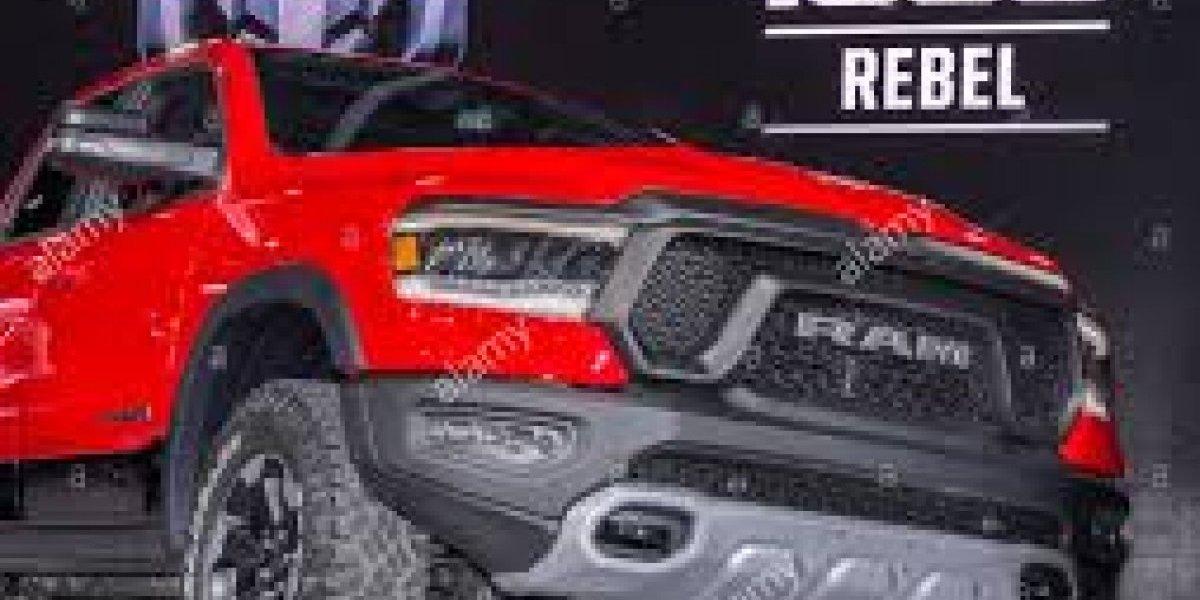 Estas são as fotos da nova Dodge Ram 2019, apresentada no Detroit Auto Show 2019