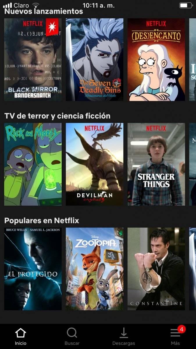¿Quieres que todos se enteren de qué serie estás viendo en Netflix? Compártela en tus historias de Instagram