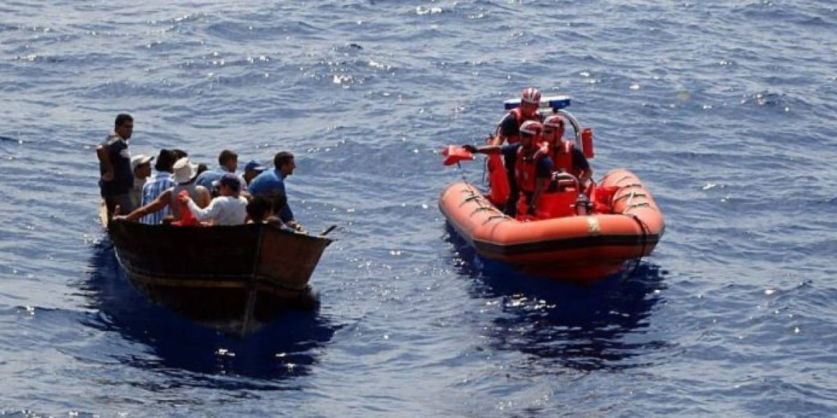 Interceptan a 29 inmigrantes dominicanos que trataban de llegar a Puerto Rico