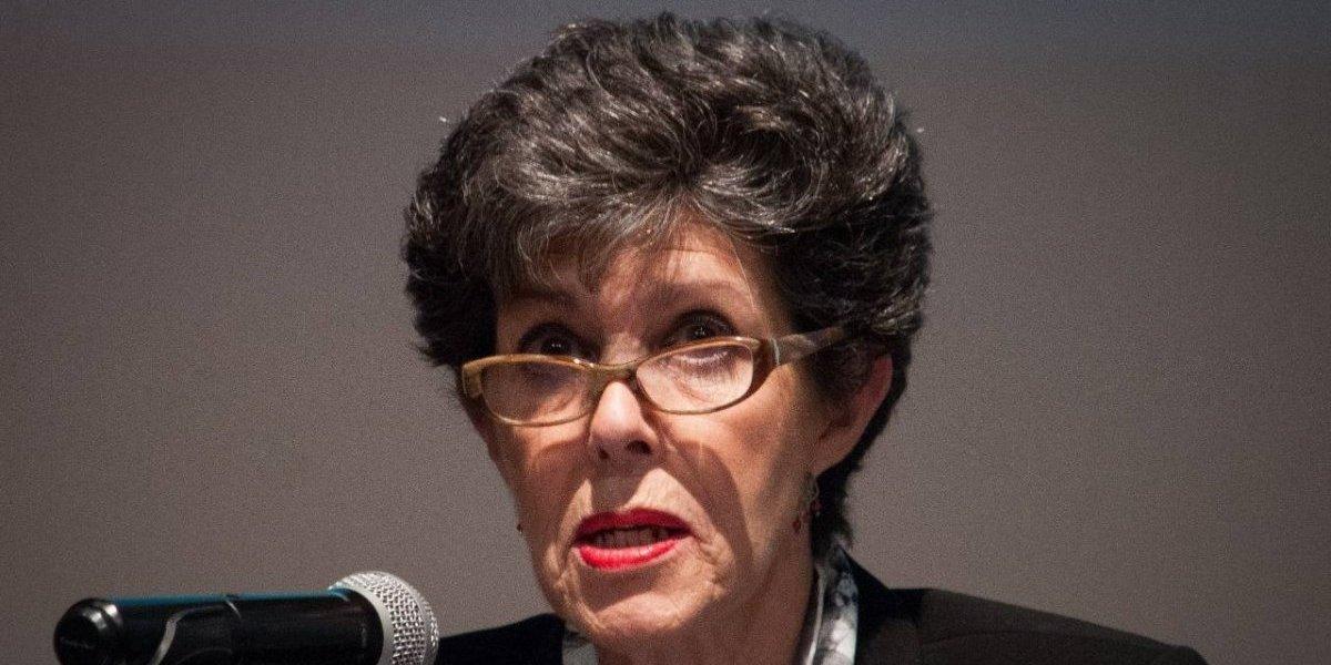 Janine Otálora renuncia a la Presidencia de TEPJF