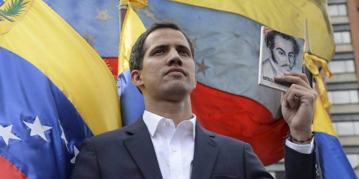 Asamblea Constituyente retira inmunidad a Guaidó para continuar su enjuiciamiento