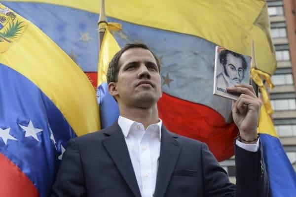 "Juan Guaidó se autoproclama ""presidente encargado"" de Venezuela"