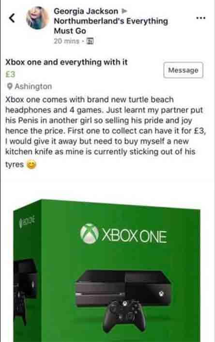 Xbox One venta