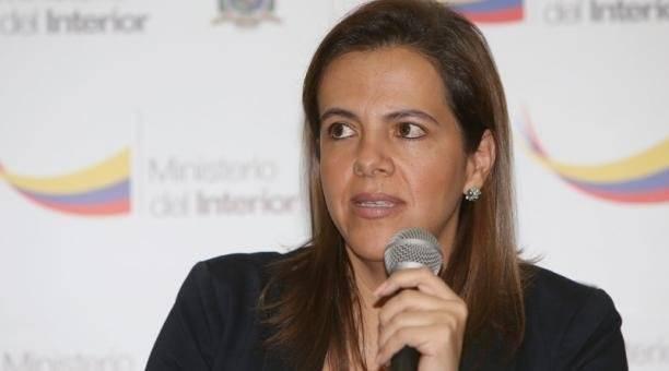 María Paula Romo Metro Ecuador
