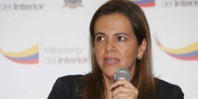 María Paula Romo habló de los actos xenófobos en Ecuador