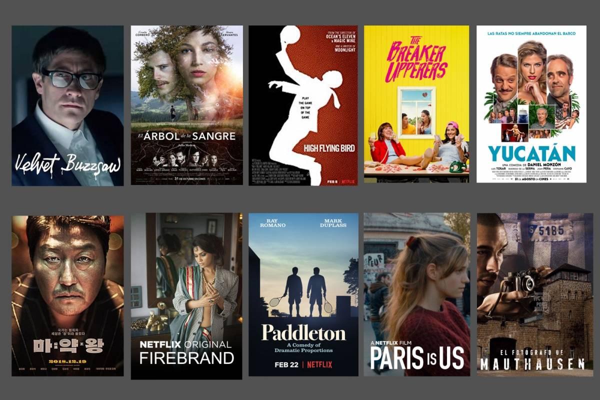 Las 10 Películas Originales De Netflix Que Se Estrenan En Febrero