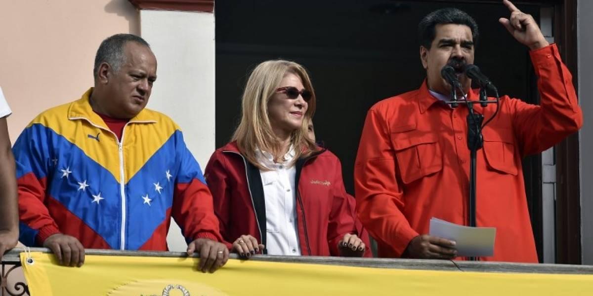 Maduro rompe relaciones con EE. UU. y da ultimátum a personal para que abandone el país