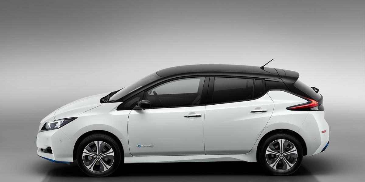 Sólo éxitos: El Leaf de Nissan es el auto más vendido de Noruega