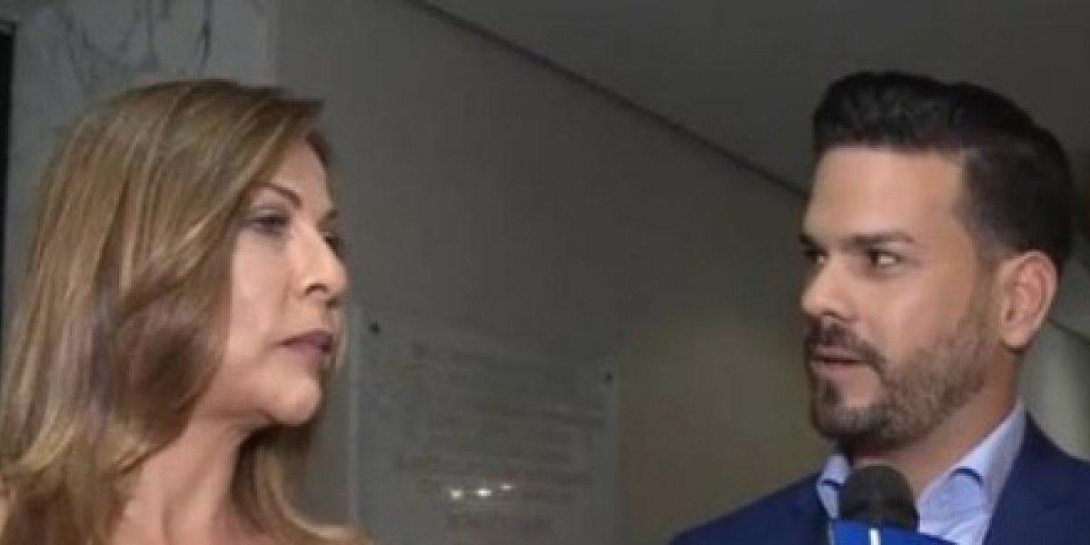 Sonia Valentín se deja ver con su joven novio