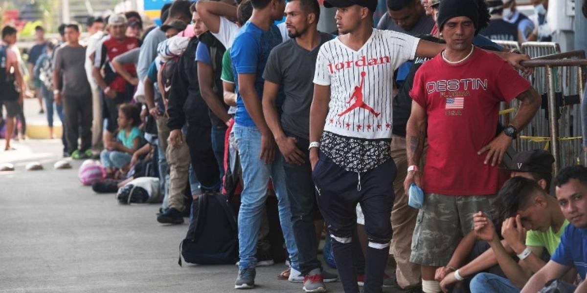 Caravanas de migrantes a EE. UU. evidencian frágil sistema de asistencia, según Cruz Roja