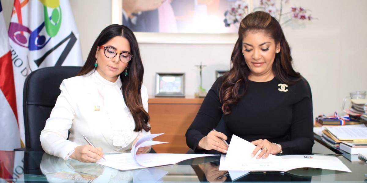 CONANI y MJ beneficiarán con becas y capacitación a jóvenes residentes en los hogares de paso