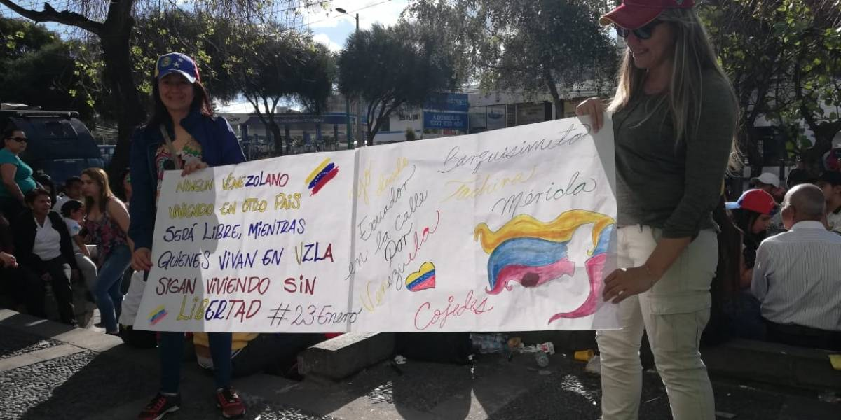 Venezuela: Maduro pide que no haya xenofobia contra venezolanos, tras revelarse ataque a ecuatoriano en Caracas