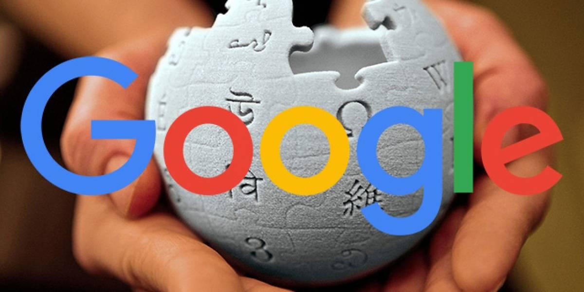 Google dona dos millones de dólares a Wikimedia Endowment: ayudará a potenciar Wikipedia
