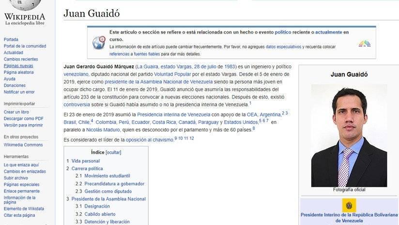 WIKIPEDIA GUAIDÓ