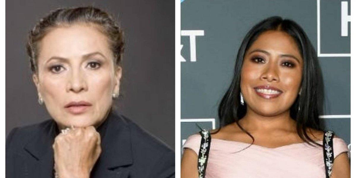 Primera actriz mexicana critica a Yalitza Aparicio y las redes estallan