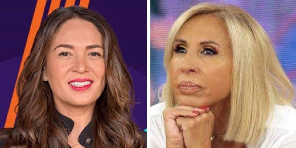 """VIDEO. ¿Yolanda Andrade """"agrede"""" y saca a Laura Bozzo en programa en vivo?"""