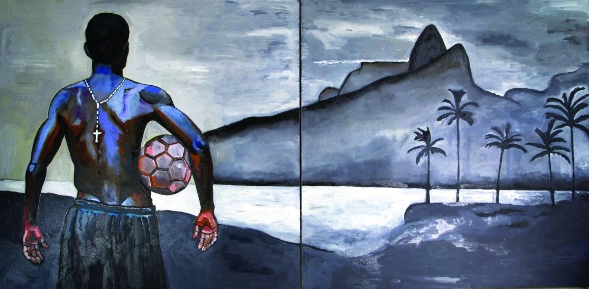 'Lagoa Rodrigo de Freitas' (2019) Reprodução