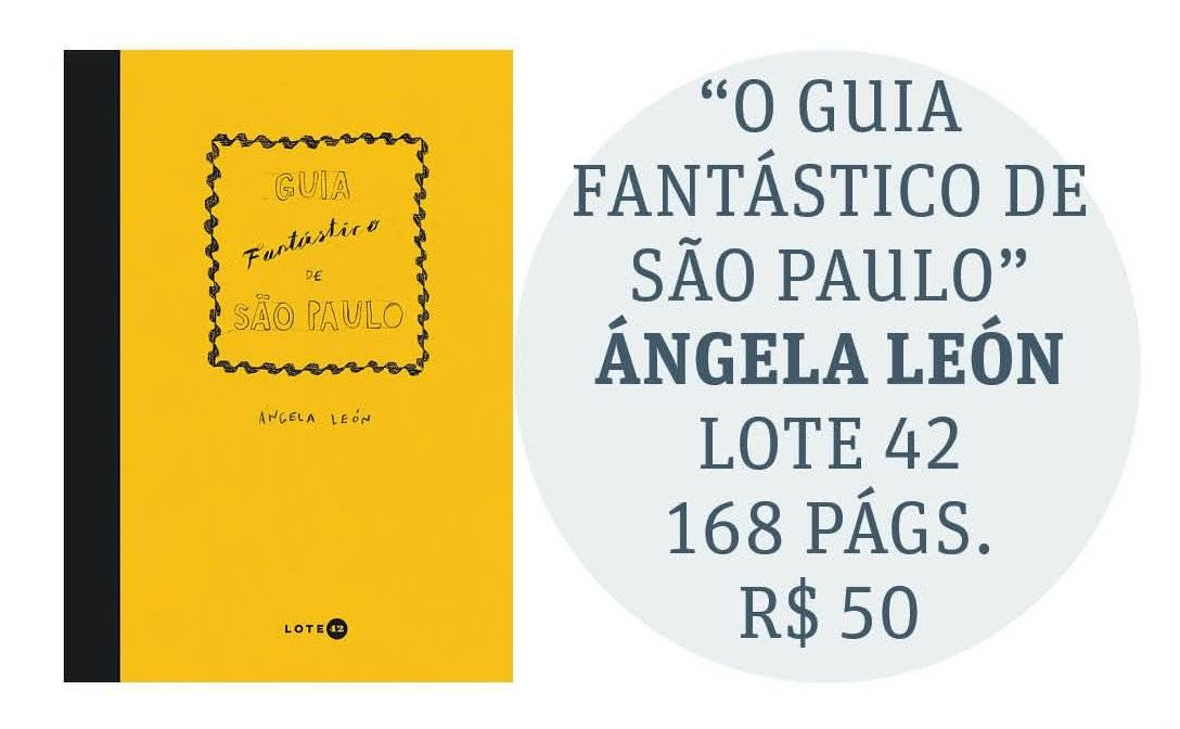 capa O Guia Fantástico de São Paulo