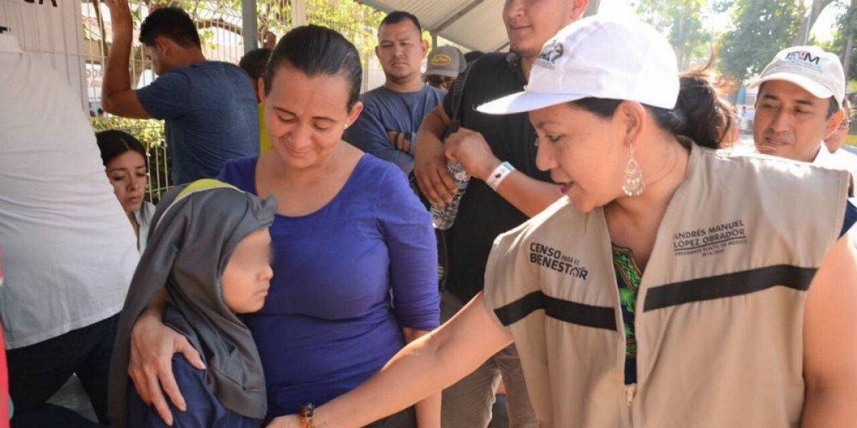 Apoyo humanitario a migrantes no se detendrá: Albores