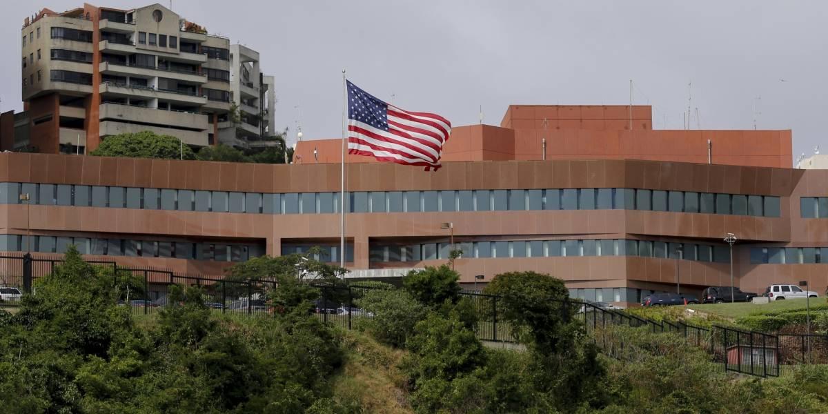 Embajada de Estados Unidos en Caracas: aquí se concentra la máxima tensión de la crisis en Venezuela