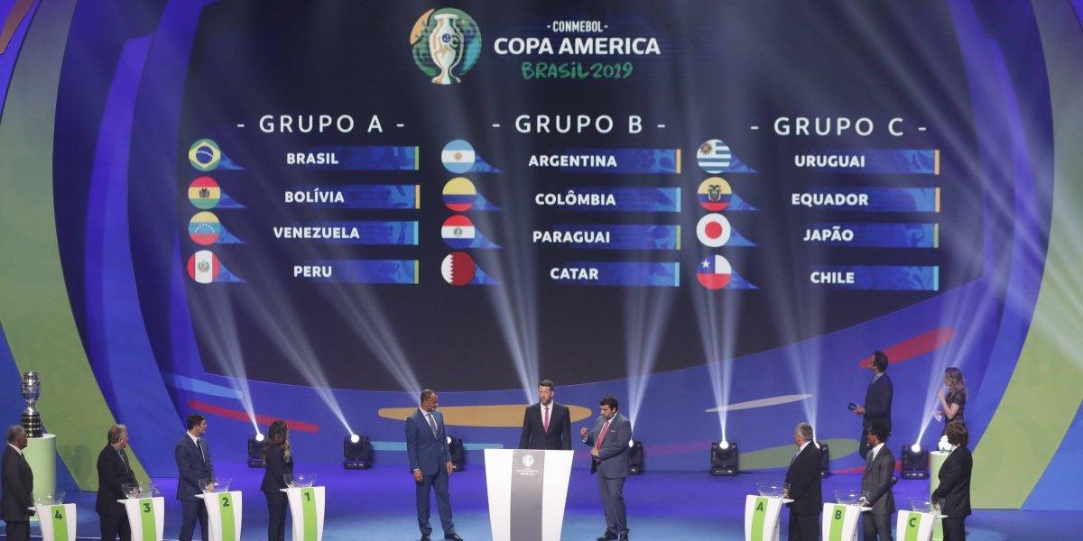 Día, horario, fecha y partido: El fixture completo de la Copa América Brasil 2019