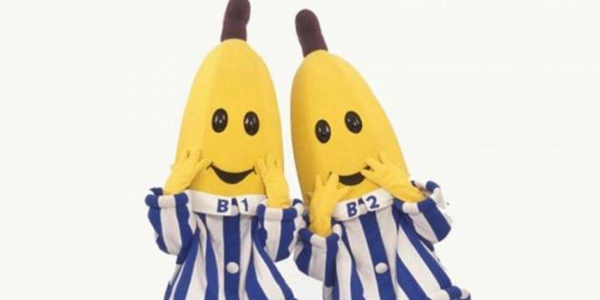 Bananas en pijama, Bananín y Bananón son novios desde hace 26 años