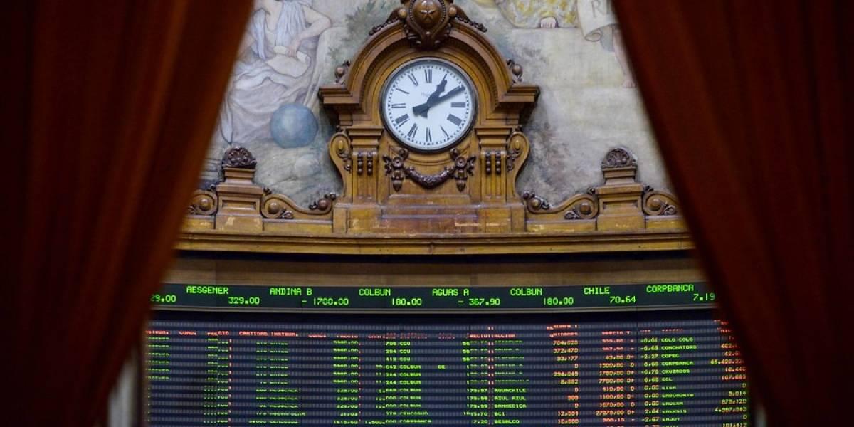 Qué pasó con la Bolsa de Comercio de Santiago