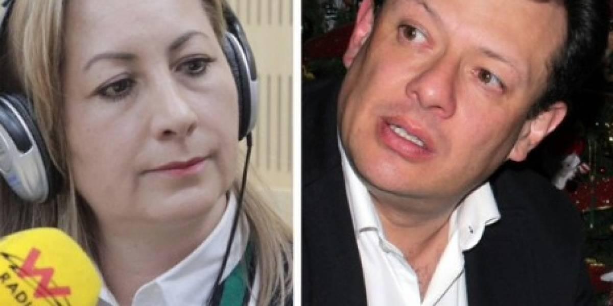 Patricia Casas, ¿de exesposa de Hollman Morris a candidata por el Centro Democrático?