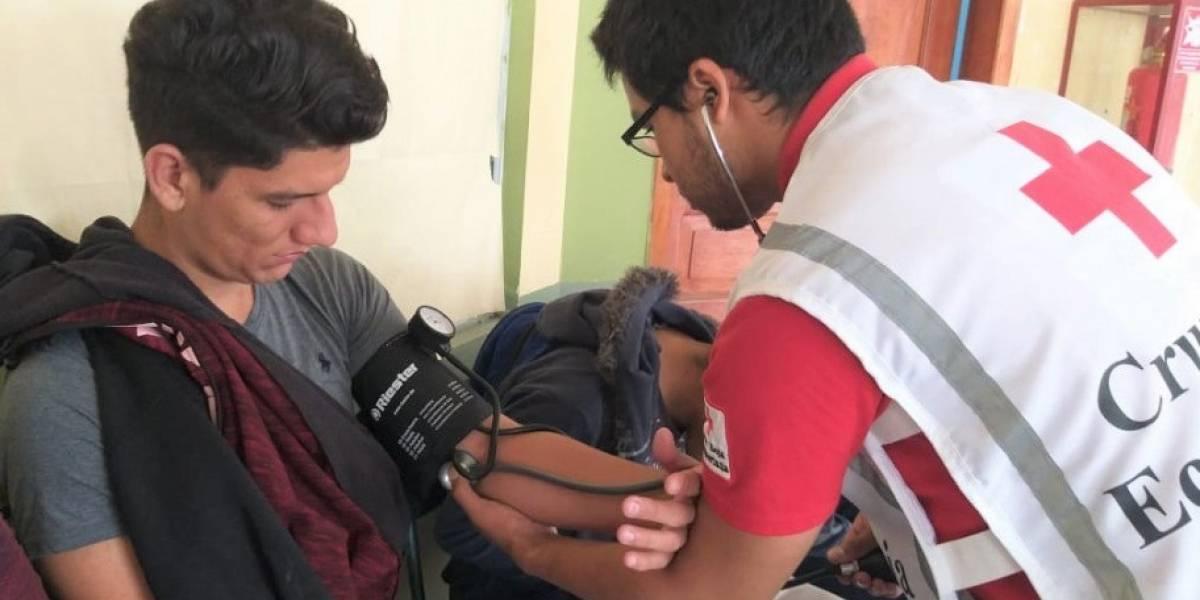 """Cruz Roja Ecuatoriana solicita donación """"urgente"""" de sangre O positivo"""