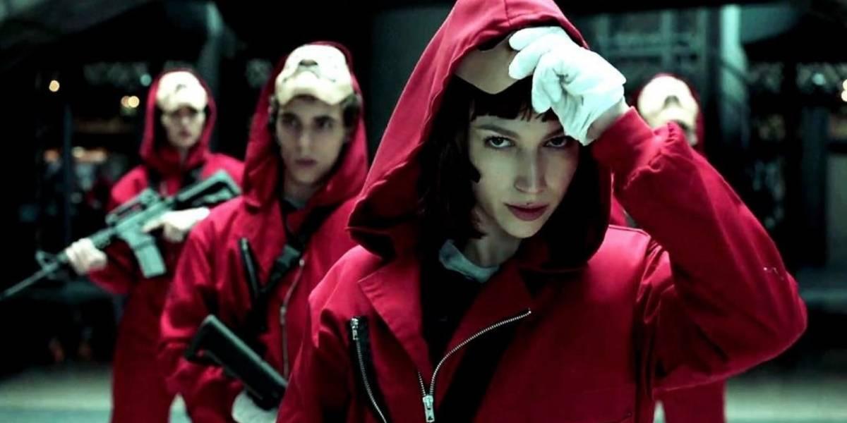 Netflix: Así viene la tercera temporada de 'La Casa de Papel'
