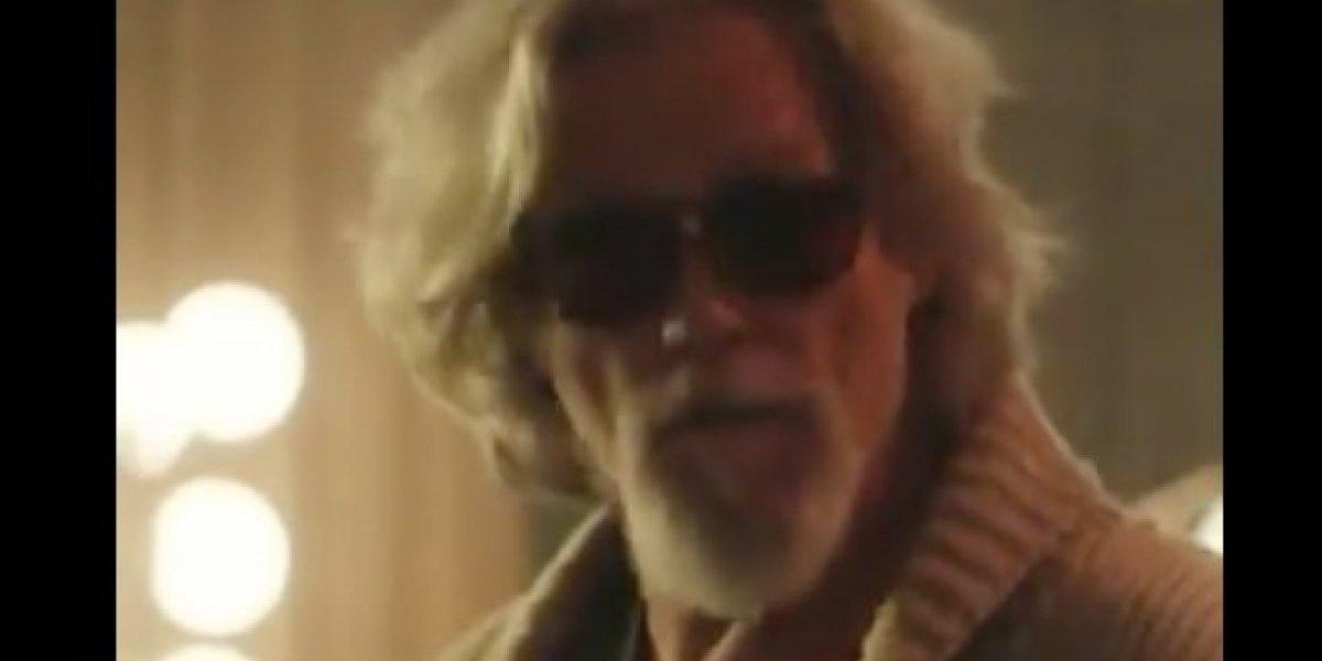"""¿Vuelve """"The Dude""""?: Jeff Bridges sorprende en teaser vestido del recordado personaje de """"El gran Lebowski"""""""
