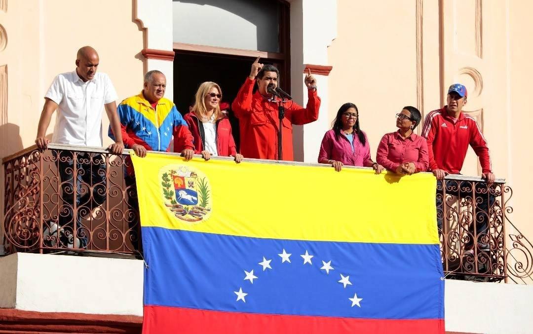 Foto: Facebook Nicolás Maduro