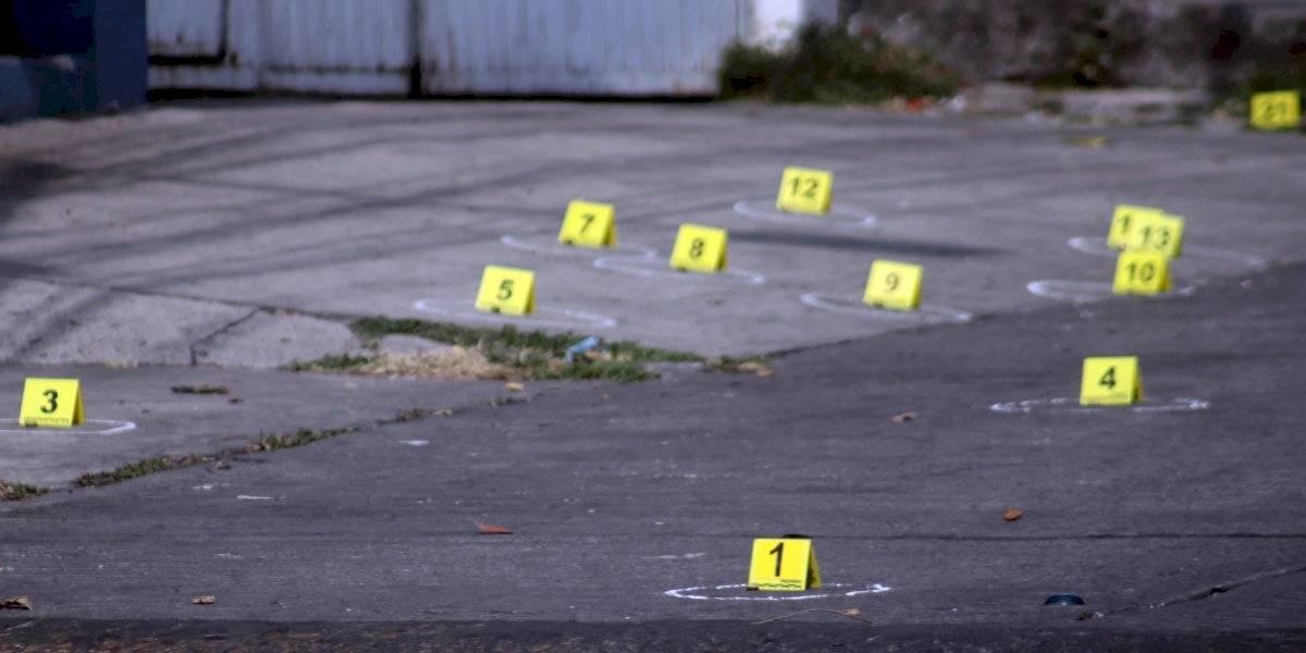 Bala perdida mata a joven en calles de Nezahualcóyotl