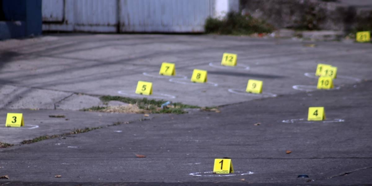 Cinco de cada 10 niños y adolescentes mueren por arma de fuego