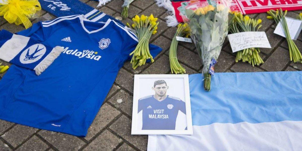 No hay esperanzas, concluyen búsqueda de futbolista Emiliano Sala