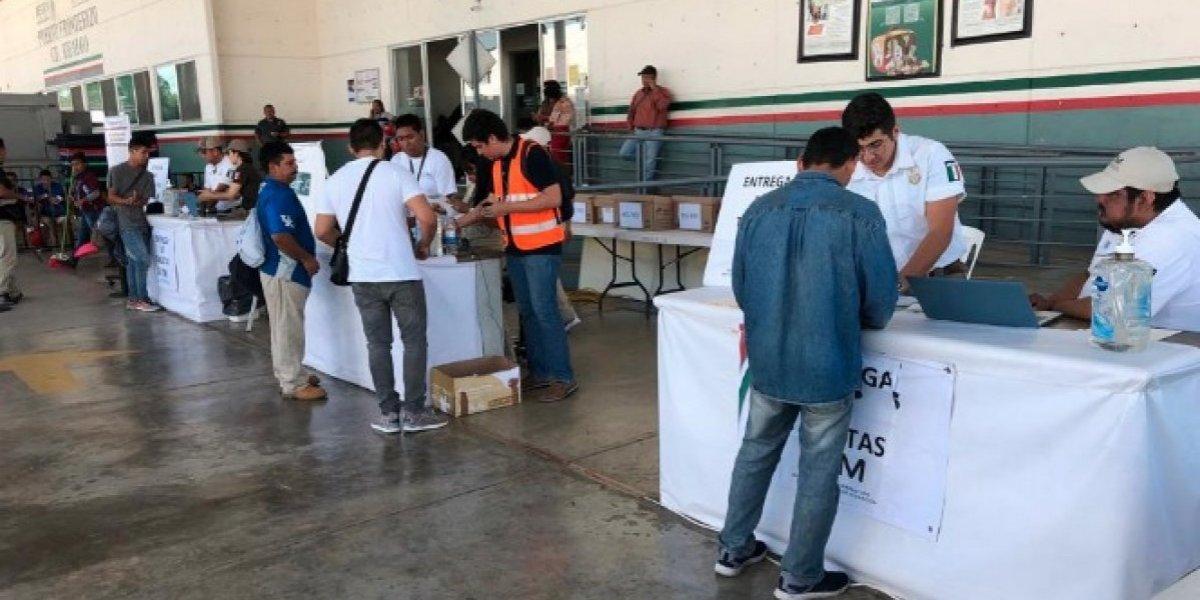 Federación no hará uso de la fuerza pública en Michoacán: Segob