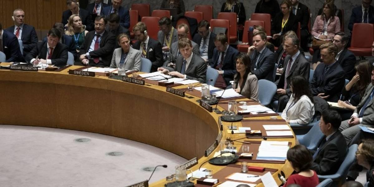 Estados Unidos pide reunión del Consejo de Seguridad de la ONU sobre Venezuela