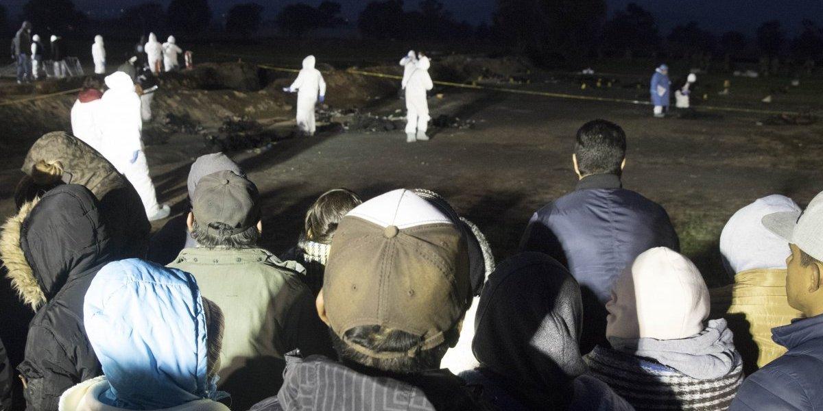 Sube a 107 cifra de muertos por explosión en Tlahuelilpan