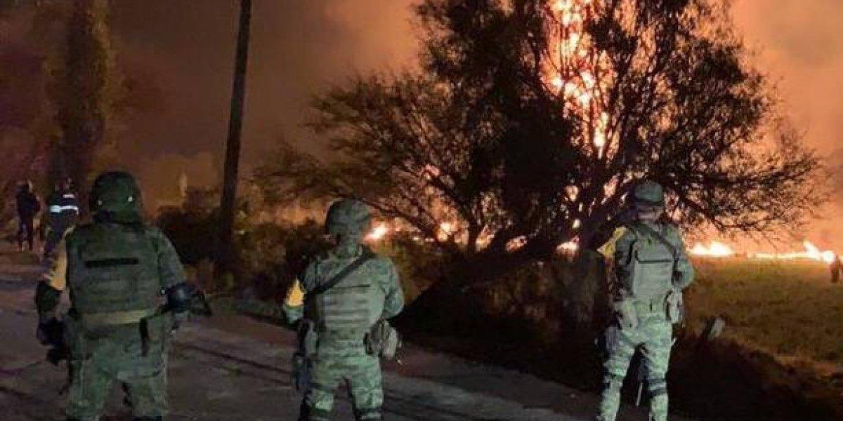 IMSS reporta cuatro muertos más por la explosión en Tlahuelilpan
