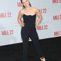Ronda Rousey-Getty Images