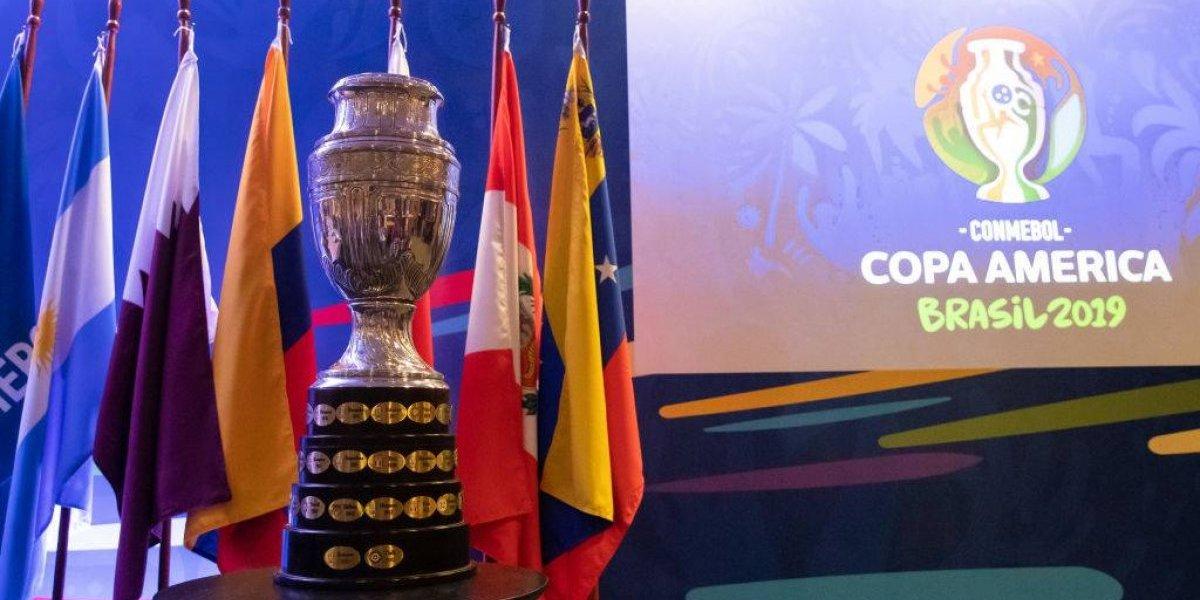 Minuto a minuto: Sigue todas las alternativas del sorteo de la Copa América 2019