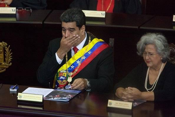 Nicolas Maduro, presidente de Venezuela