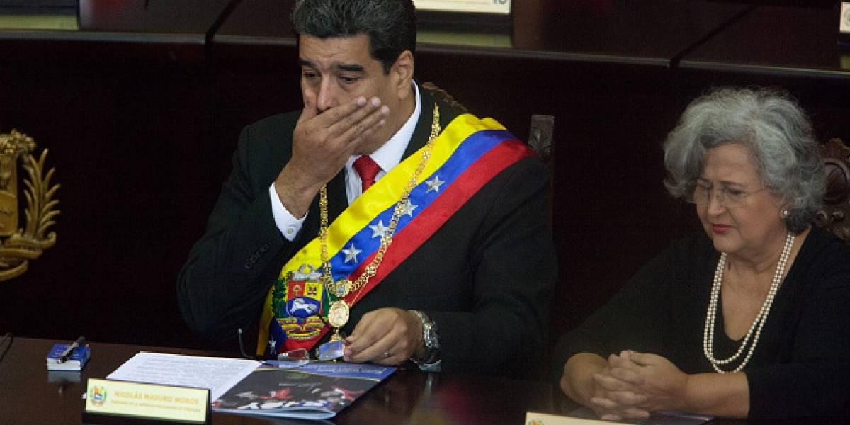 """Me cansé de callar"", dice agregado militar venezolano que rompió con Maduro"
